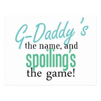 El nombre de los G-Papás Postales