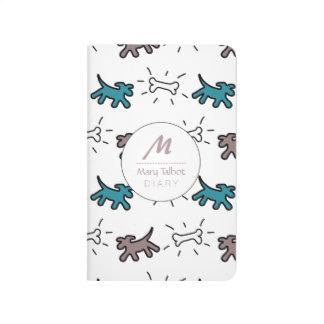 El nombre del estilo de la pintada del hueso de cuadernos grapados