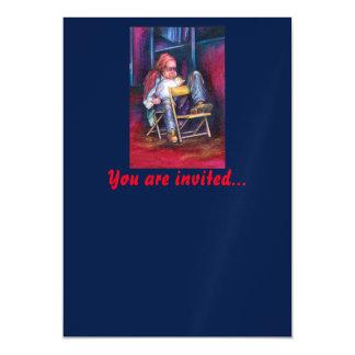 El normando prefiere dibujar en su sueño invitaciones magnéticas