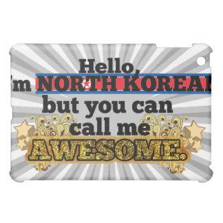 El North Korean, pero me llama impresionante