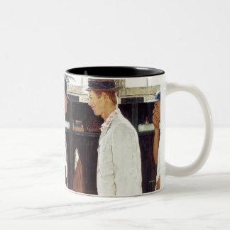 El novato taza de café