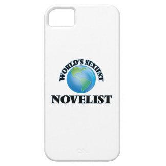 El novelista más atractivo del mundo iPhone 5 Case-Mate fundas