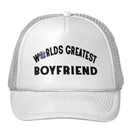 El novio más grande de los mundos gorras