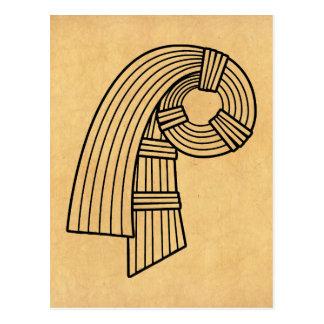 El nudo de Inanna Postal