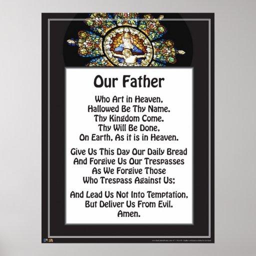 El nuestro padre póster