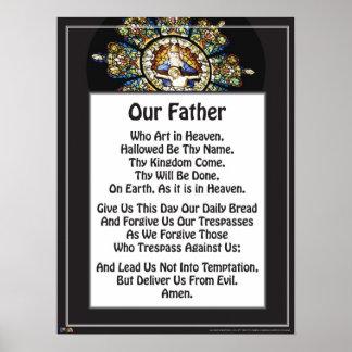 El nuestro padre posters
