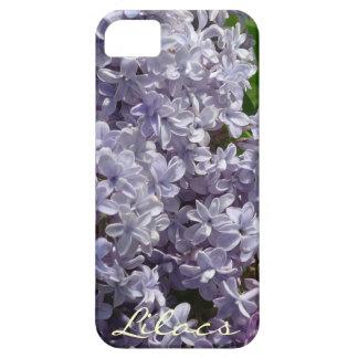El nuevo día cultiva un huerto las lilas del caso iPhone 5 carcasa
