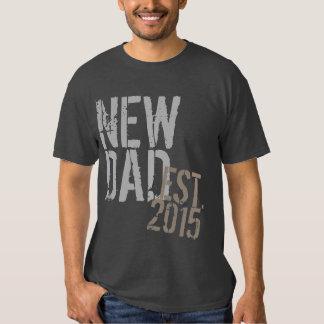 El nuevo día de padre del Grunge del papá del año Polera