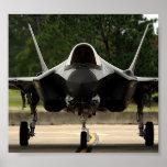 El nuevo F-35 Impresiones
