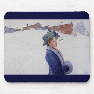 El nuevo gorra de Lisbeth Mouse Pad