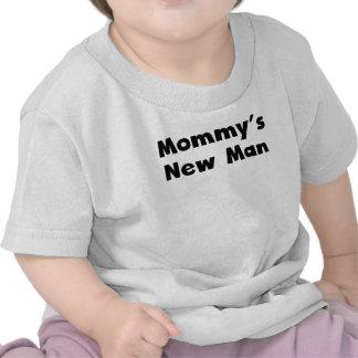 El nuevo hombre de la mamá camisetas