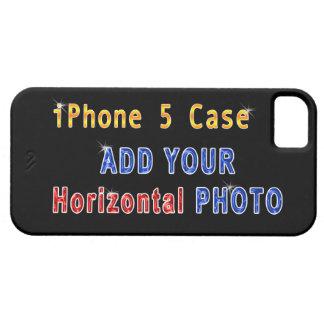 El NUEVO iPhone 5S encajona la caja personal del i iPhone 5 Carcasa