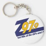 El nuevo logotipo Z979 Llavero