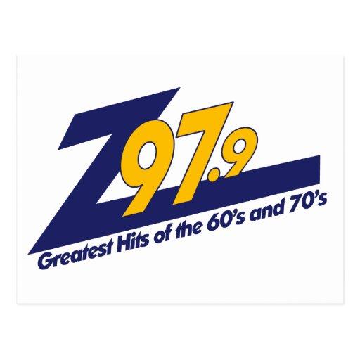 El nuevo logotipo Z979 Postal