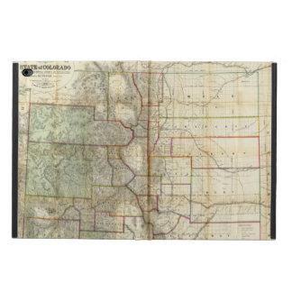 El nuevo mapa de Thayer del estado de Colorado