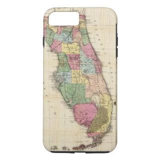 El nuevo mapa Drew's del estado de la Florida Funda iPhone 7 Plus