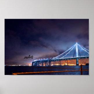 El nuevo puente de la bahía póster