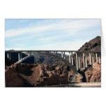 El nuevo puente de puente del Preso Hoover Tarjeta Pequeña