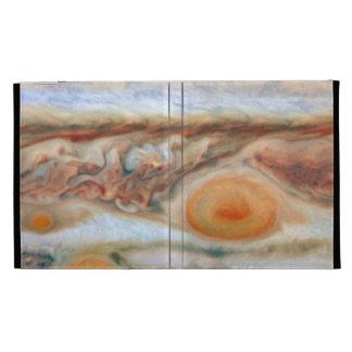 El nuevo punto rojo aparece en Júpiter