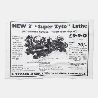 El nuevo torno estupendo de Zyto evita los años 30 Toallas