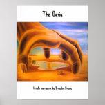 El oasis posters