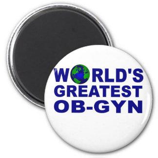 El OB-GYN más grande del mundo Imán De Frigorifico
