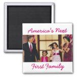 El Obamas: Imán siguiente de la familia de América