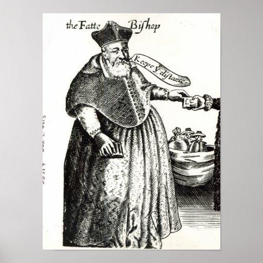 El obispo gordo posters