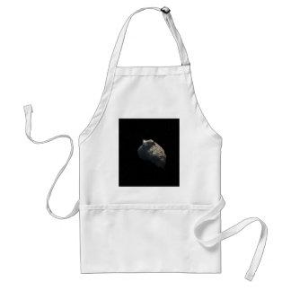 El objeto más pequeño de la correa de Kuiper Delantal