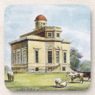 El observatorio, Richmond cultiva un huerto, plate Posavasos De Bebida