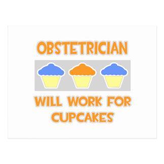 El obstétrico… trabajará para las magdalenas postales