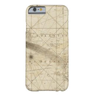 El Océano Atlántico Funda De iPhone 6 Barely There