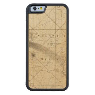 El Océano Atlántico Funda De iPhone 6 Bumper Arce