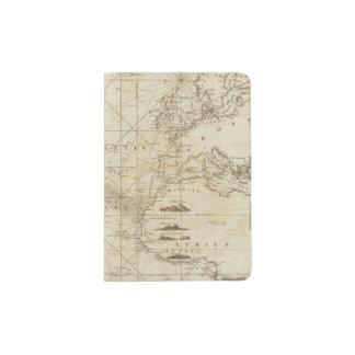 El Océano Atlántico Porta Pasaporte