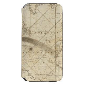 El Océano Atlántico Funda Cartera Para iPhone 6 Watson