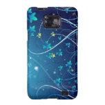 El océano florece la caja de la galaxia de Samsung Samsung Galaxy S2 Carcasa