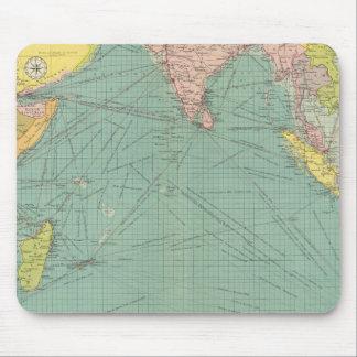 El Océano Índico 3 Alfombrilla De Raton