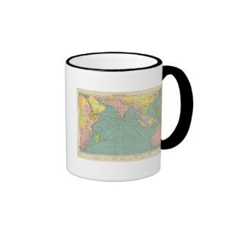 El Océano Índico 3 Taza De Café