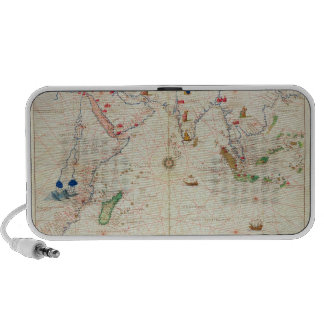 El Océano Índico iPhone Altavoz