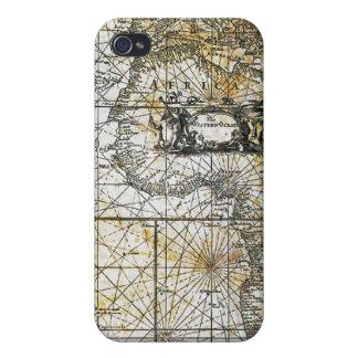 El océano occidental iPhone 4 carcasas