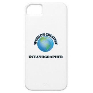 El oceanógrafo más grande del mundo iPhone 5 cárcasa