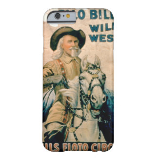 """El """"oeste salvaje de Buffalo Bill"""", circo de Floto Funda Barely There iPhone 6"""