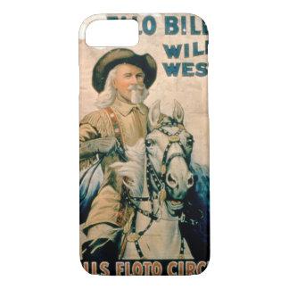 """El """"oeste salvaje de Buffalo Bill"""", circo de Floto Funda iPhone 7"""