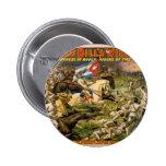 El oeste salvaje de Buffalo Bill Pins