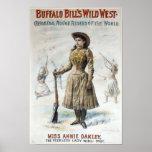 El oeste salvaje de Buffalo Bill Posters