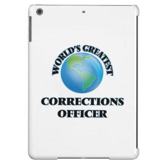 El oficial de las correcciones más grande del funda para iPad air