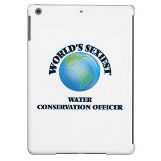 El oficial más atractivo de la protección del agua