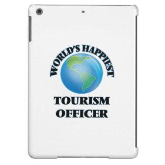 El oficial más feliz del turismo del mundo funda para iPad air