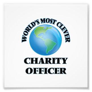 El oficial más listo de la caridad del mundo fotografías
