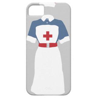El oficio de enfermera médico y de la emergencia iPhone 5 carcasas